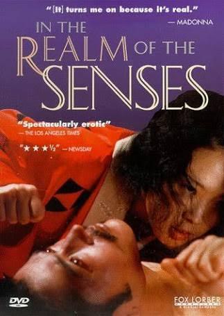 जापानी फिल्म 'इन द रियल्म ऑफ़ द सेन्सेस' पर श्री का लेख